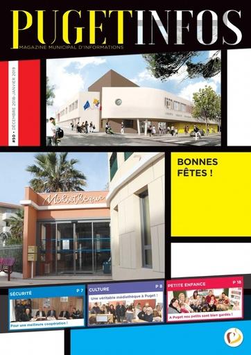 Puget Infos n°50